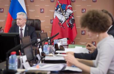 Мэр Москвы Сергей Собянин на заседании Президиума Правительства согласовал создание парка развлечений мирового уровня в Нагатинской пойме