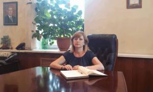 Заместитель главы управы Даниловского района по вопросам экономики торговли и услуг Наталия Воробьева