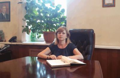 Заместитель главы управы Даниловского района по вопросам экономики торговли и услуг Наталья Воробьева