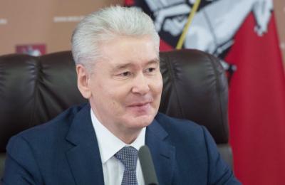 Собянин: Количество «стобальников» по ЕГЭ увеличилось на 24%
