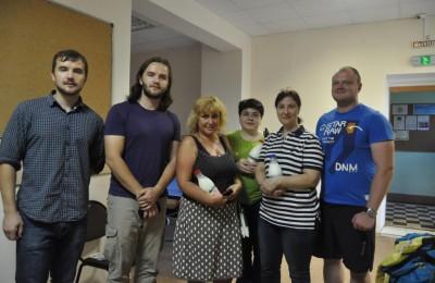 Молодые парламентарии Даниловского района приступили к реализации своего проекта «Территория добрых дел»