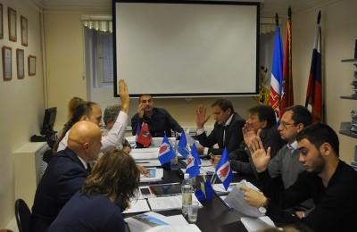 Размещение нестационарных объектов торговли в Даниловском районе обсудят депутаты на внеочередном заседании