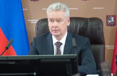 Мэр Москвы Сергей Собянин рассказал, что в бюджете на 2016-2018 гг. сохранены все социальные выплаты
