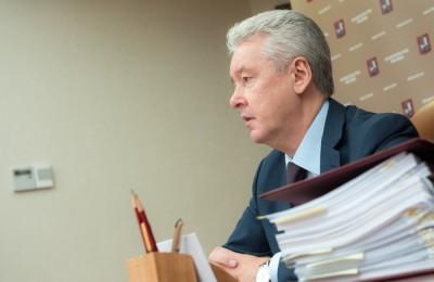 Мэр Москвы Сергей Собянин рассказал, что число серьезных ДТП в столице за 5 лет резко снизилось