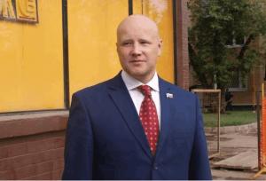 Депутат муниципального округа Даниловский Сергей Рублёв