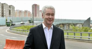 Мэр Москвы Сергей Собянин рассказал, как проходило благоустройство Варшавского шоссе