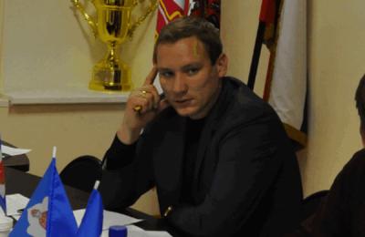 Депутат муниципального округа Даниловский Алексей Внуков