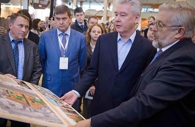 Мэр Москвы Сергей Собянин рассказал, что около 600 объектов культурного наследия было отреставрировано в столице за пять лет