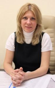 Руководитель аппарата Совета депутатов муниципального округа Даниловский Надежда Белова