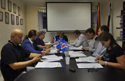 В муниципальном округе Даниловский согласовали план работы Совета депутатов на четвертый квартал