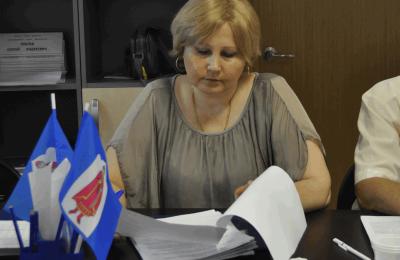 Депутат муниципального округа Даниловский Елена Данилова