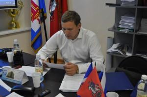 Мы призываем жителей при возникновении спорных вопросов обращаться к депутатам - Внуков