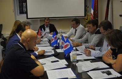 Очередное заседание Совета депутатов пройдет в муниципальном округе (МО) Даниловский