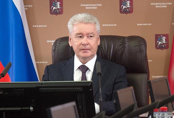 Мэр Москвы Сергей Собянин рассказал о борьбе столичных властей с опасными самостроями