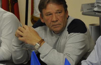 Депутат муниципального округа Даниловский Сергей Панкин