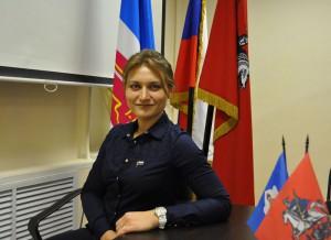 Депутат муниципального округа Даниловский Тамара Помозова