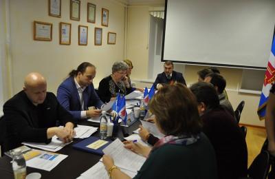 Заключительное в этом году заседание Совета депутатов муниципального округа Даниловский прошло 22 декабря
