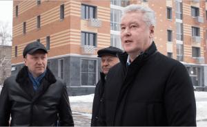 Сергей Собянин рассказал о строительстве жилья в Москве