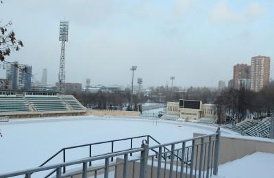 Стадион «Торпедо» в Даниловском районе