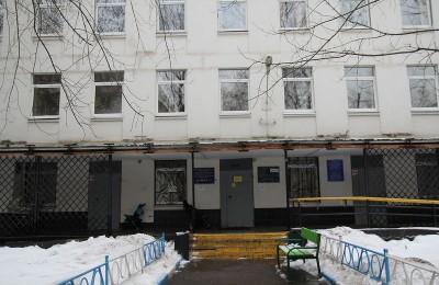 Детская поликлиника №91