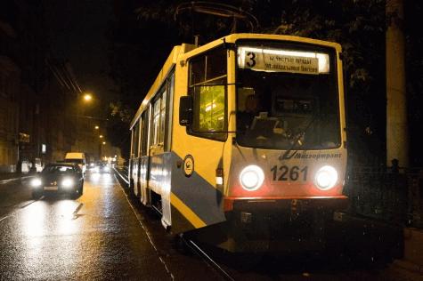 Ночной трамвай №3