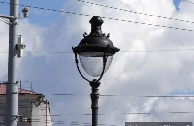 Новые фонари появятся на улицах Даниловского района