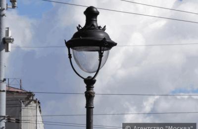 Новые фонари могут установить в Даниловском районе
