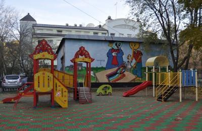 а счет средств стимулирования управы в Даниловском районе благоустроят 18 дворов