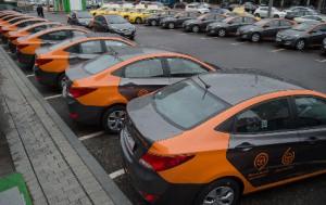 В сентябре  парк каршеринга увеличится до 1 тысячи автомобилей