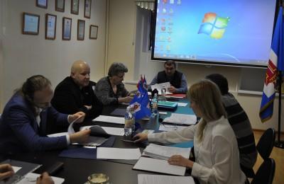 В Совете депутатов муниципального округа Даниловский прошло внеочередное заседание