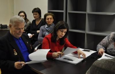 Депутаты муниципального округа Даниловский провели очередное заседание совета
