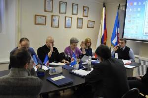 Заседание совета депутатов Даниловского района