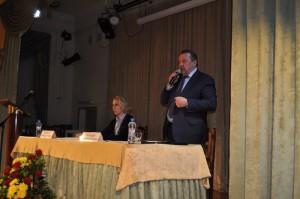 В Даниловском районе  встреча префекта Алексея Челышева с жителями