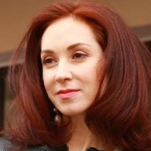 Актриса театра и кино Анна Большова принимает участие в акции Моя Победа, которая стартовала в ЮАО Москвы