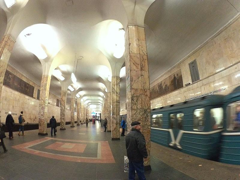 9октября закроют участок Замоскворецкой линии московского метро