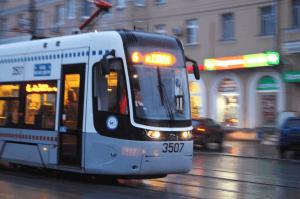 Трамвай в Москве