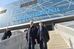 Москва полностью готова к предстоящему чемпионату мира по хоккею - Сергей Собянин