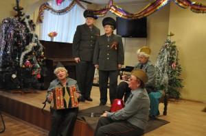 9 Мая в Даниловском районе в прошлом году