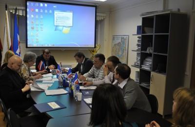 Депутаты Даниловского района согласован адресный перечень компенсационного озеленения