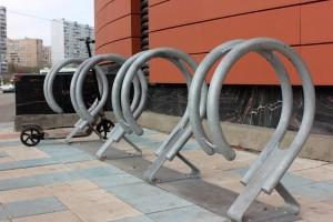 Парковка для велосипедов в ЮАО