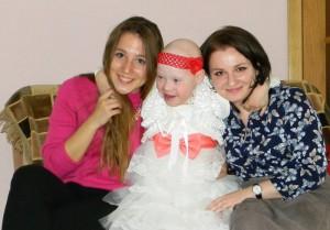 Одна из воспитанниц центра содействия семейному воспитанию Вера. Надежда. Любовь - Полина