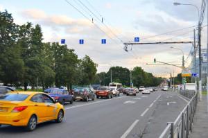 Проспект Андропова в ЮАО