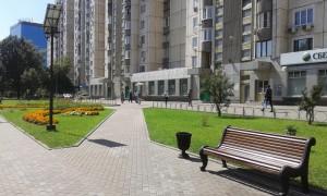 Улица Люсиновская в Даниловском районе