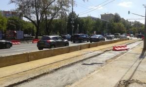 """Улицу Люсиновская по программе """"Моя улица"""" благоустроили в 2015 году"""