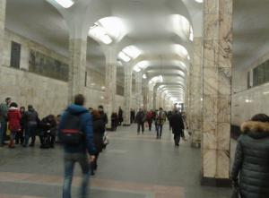 Станция метро Автозаводская