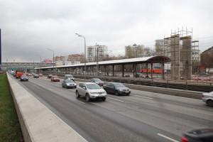 Станция МКЖД в Даниловском районе
