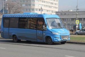 Маршрутный транспорт  в ЮАО