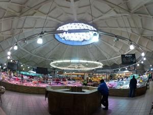 Рыбная лавка на Даниловском рынке