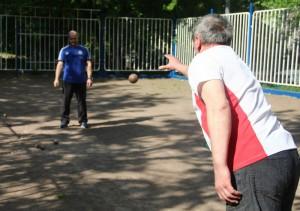 Сильнейшей в округе оказалась команда спортсменов-инвалидов из района Чертаново Южное
