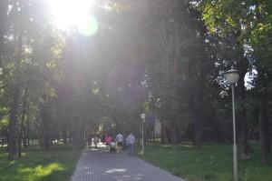 Сквер у Симонова монастыря